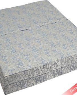 Đệm chống khuẩn vải gấm Hanvico 1m8 x 2m x 9cm