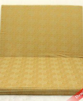 Đệm bông chống khuẩn gấm Hanvico 2m x 2m2 x 14cm