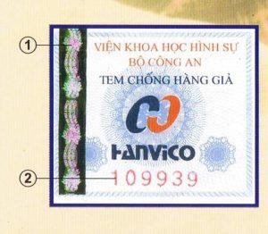 Hướng dẫn phân biệt sản phẩm Hanvico thật giả